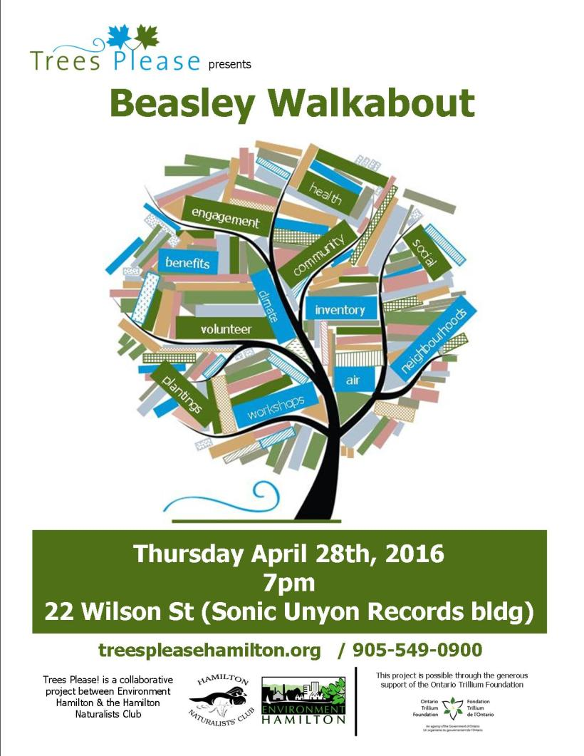 TP Beasley Walk-about 2016