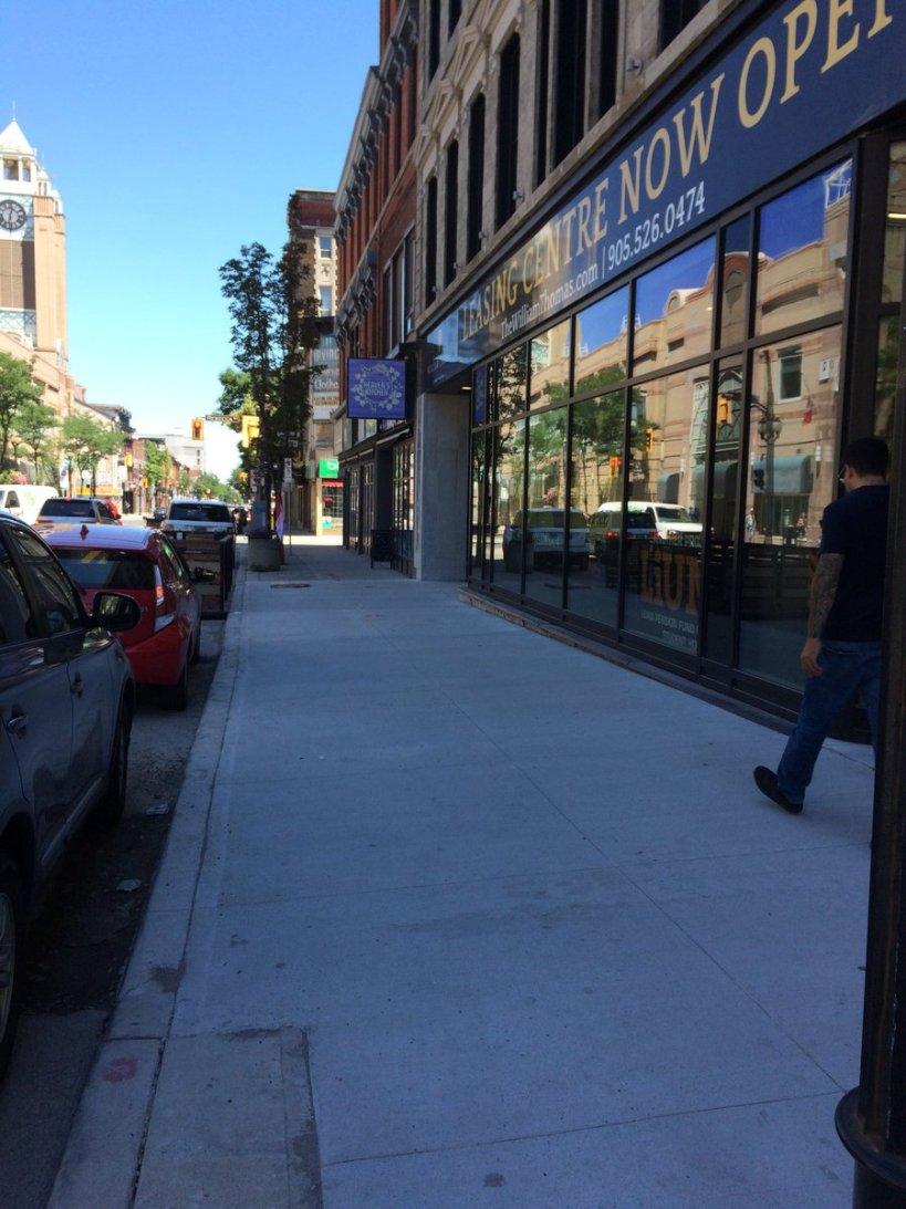 EmptySidewalk